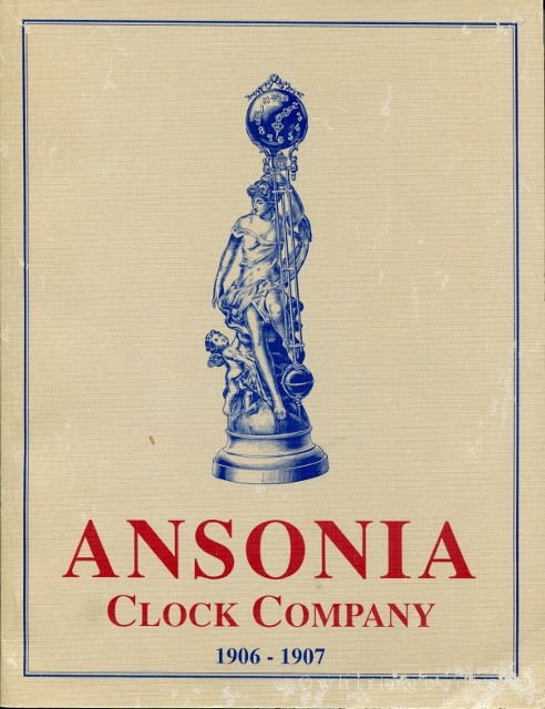 Image for Catalogue of the Ansonia Clock Company 1906 - 1907