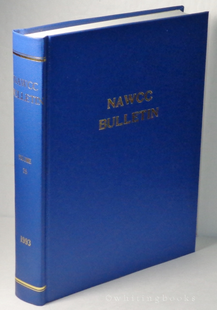 Image for NAWCC Bulletin, Volume 35, 1993 (National Association of Watch and Clock Collectors) Complete Set, Hardbound
