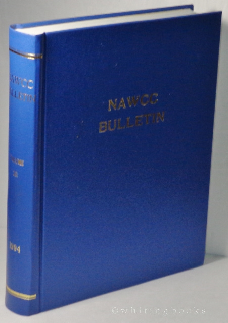 Image for NAWCC Bulletin, Volume 36, 1994 (National Association of Watch and Clock Collectors) Complete Set, Hardbound