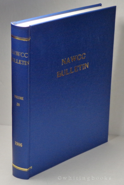 Image for NAWCC Bulletin, Volume 28, 1986 (National Association of Watch and Clock Collectors) Complete Set, Hardbound