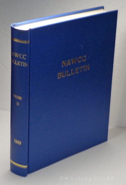 Image for NAWCC Bulletin, Volume 31, 1989 (National Association of Watch and Clock Collectors) Complete Set, Hardbound