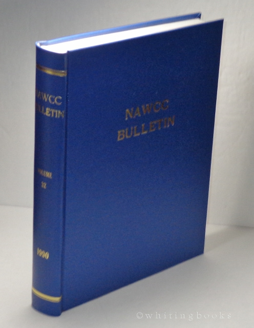 Image for NAWCC Bulletin, Volume 32, 1990 (National Association of Watch and Clock Collectors) Complete Set, Hardbound