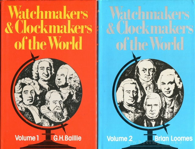 Image for Watchmakers and Clockmakers of the World, Two Volume Set