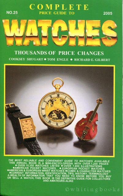 Image for Complete Price Guide to Watches, No. 25, 2005