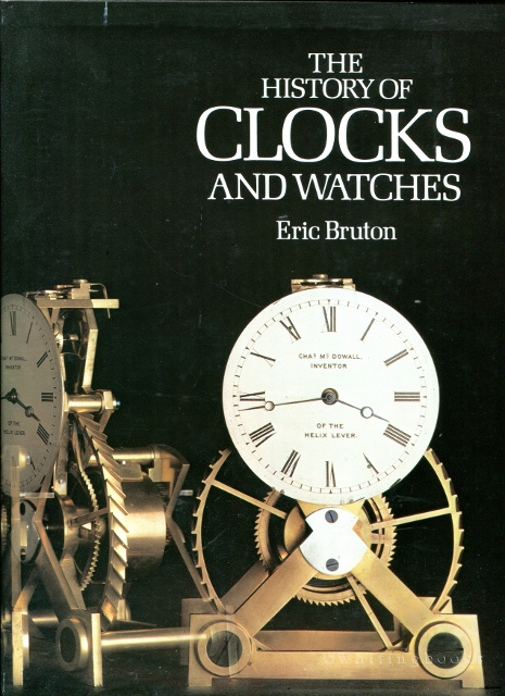Image for The History of Clocks and Watches (with Slipcase)