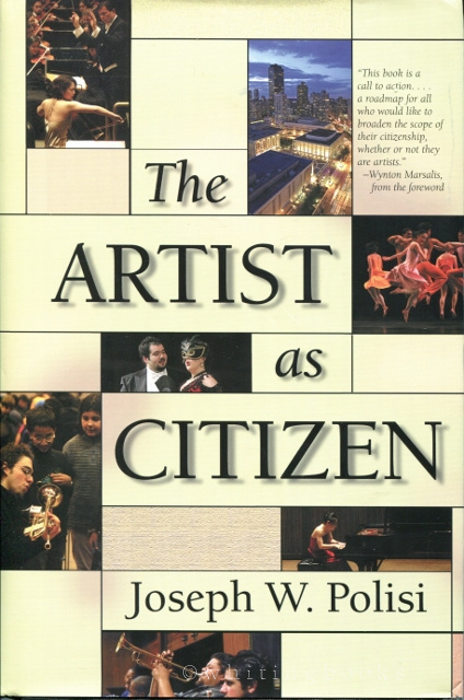 Image for The Artist as Citizen