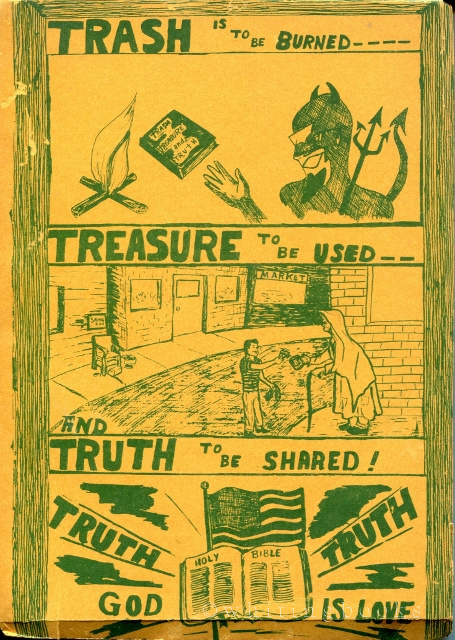Image for Trash, Treasure, and Truth