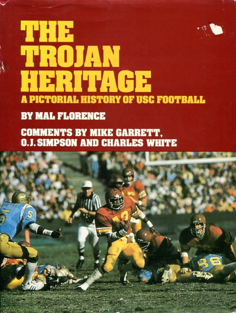 Image for The Trojan Heritage: A Pictorial History of USC Football