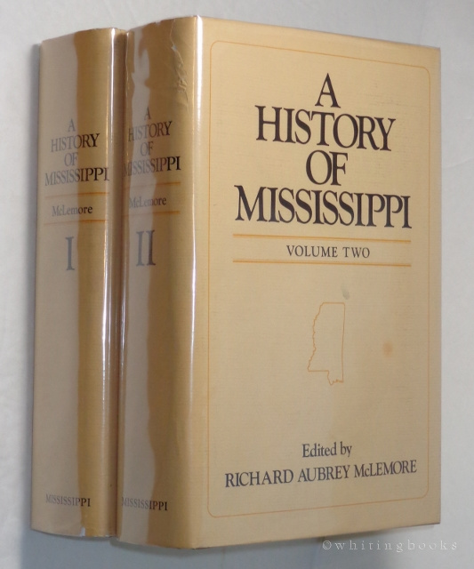 Image for A History of Mississippi (2 Volumes)