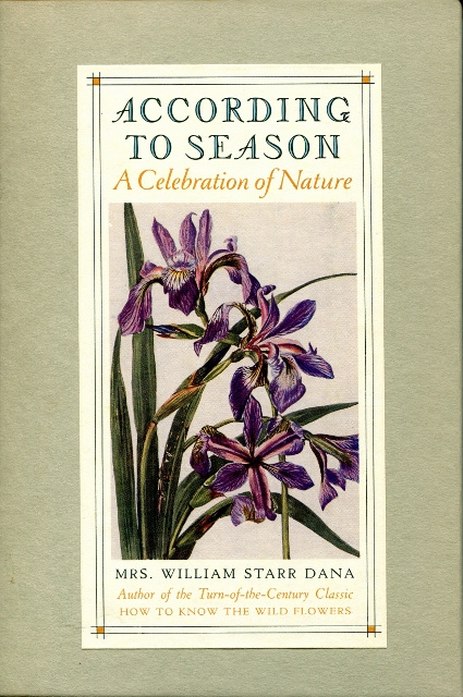 Image for According To Season: A Celebration of Nature