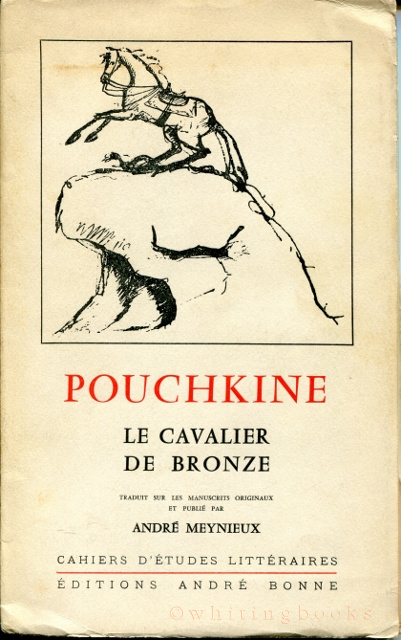 Image for Le Cavalier de Bronze (The Bronze Horseman)