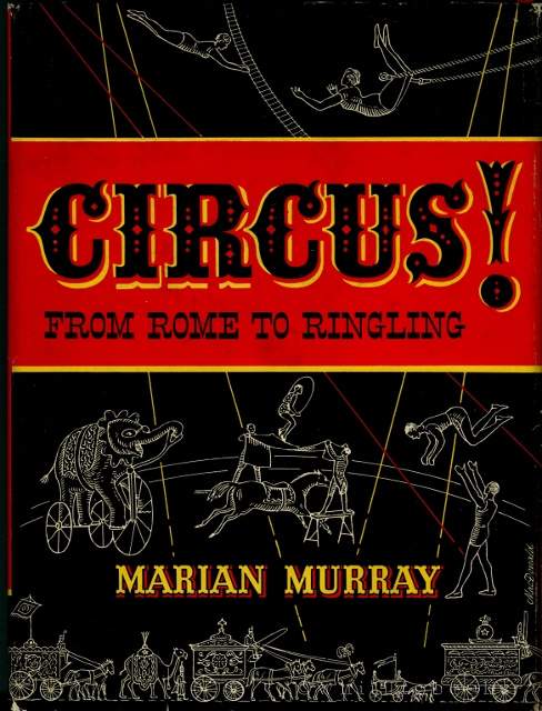 Image for CIRCUS! FROM ROME TO RINGLING (Signed by Karl Wallenda and More than Fifteen Additional Circus Stars from the Mid-20th Century)
