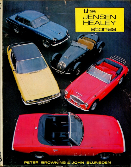 Image for The Jensen Healey Stories