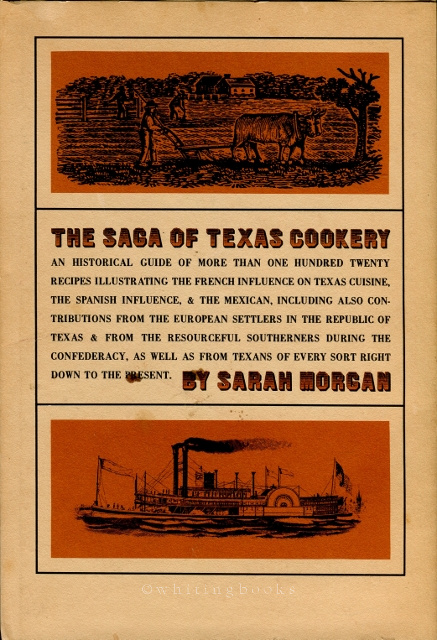 Image for The Saga of Texas Cookery