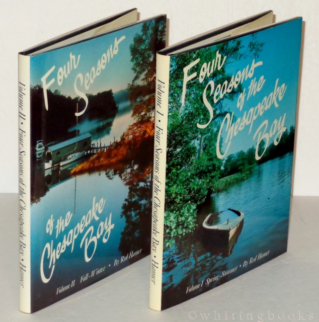 Image for Four Seasons of the Chesapeake: Volume I, Spring-Summer AND Volume II, Fall-Winter