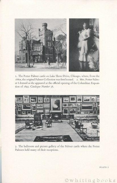 Image for Ringling Museum of Art, Palmer Family Collections Exhibition Catalogue, 23 February - 24 March 1963, Sarasota, Florida