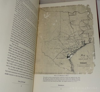 Image for Lure of the Land : Texas County Maps and the History of Settlement