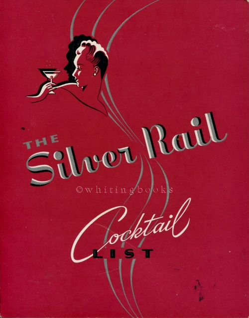 Image for The Silver Rail Cocktail List (Bar Menu), Toronto, 1948