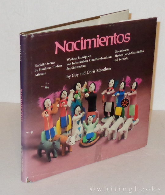 Image for Nacimientos: Nativity Scenes by Southwest Indian Artisans