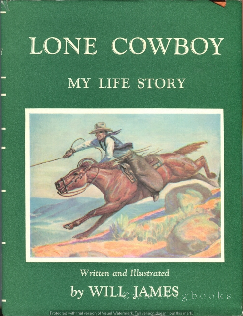 Image for Lone Cowboy: My Life Story