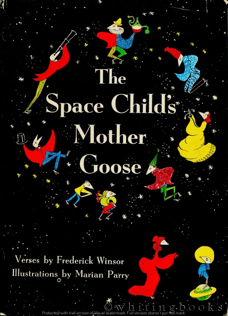 Image for The Space Child's Mother Goose