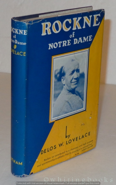Image for Rockne of Notre Dame