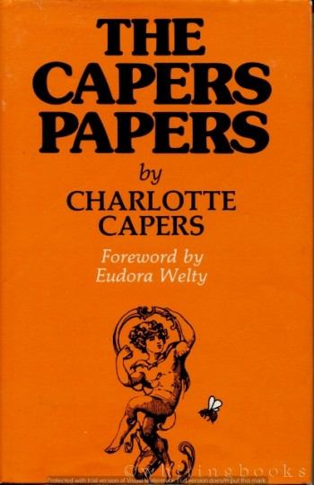Image for The Capers Papers