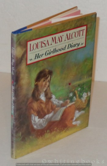 Image for Louisa May Alcott: Her Girlhood Diary