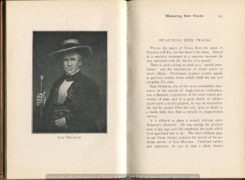 Image for Texas Hero Stories:An Historical Reader for the Grades