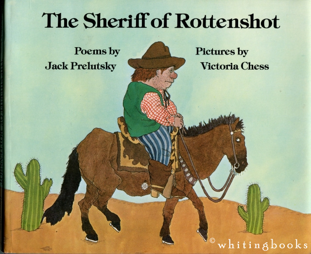 Image for The Sheriff of Rottenshot: Poems