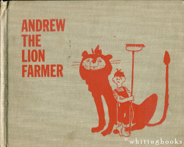 Image for Andrew the Lion Farmer