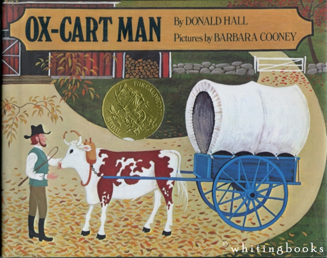 Image for Ox-Cart Man