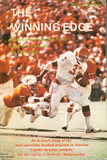 Image for The Winning Edge: Oklahoma's Sooners - Why They Win