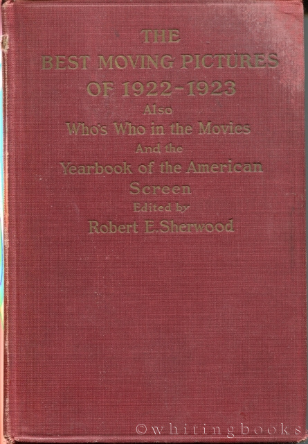 Image for The Best Moving Pictures of 1922-1923, Also Who's Who in the Movies and the Yearbook of the American Screen