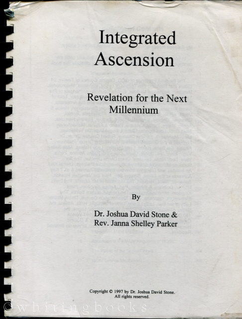 Image for Integrated Ascension: Revelation for the Next Millennium