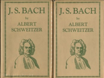 Image for J.S. Bach - Two Volumes