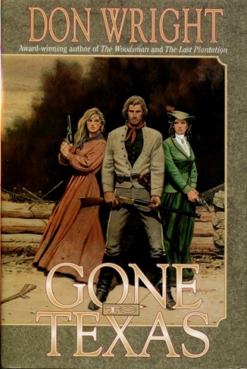 Image for Gone to Texas
