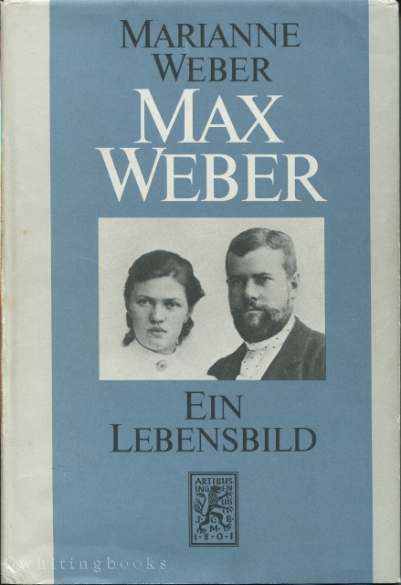 Image for Max Weber: Ein Lebensbild (German Edition)