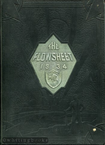 Image for The Flowsheet 1934: Annual Publication of the Texas College of Mines and Metallurgy, El Paso, Texas