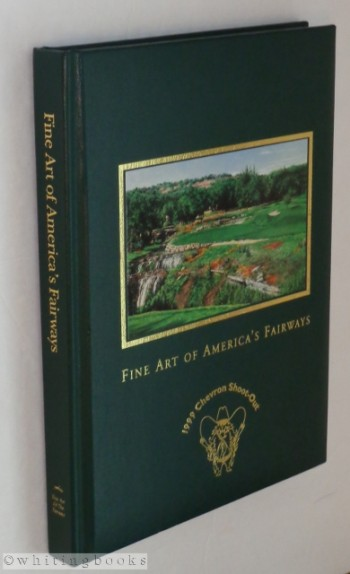 Image for Fine Art of America's Fairways, Featuring Paintings of America's Finest Accessible Golf Courses