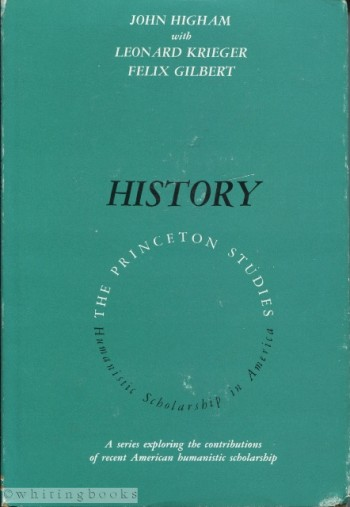 Image for History (The Princeton Studies)