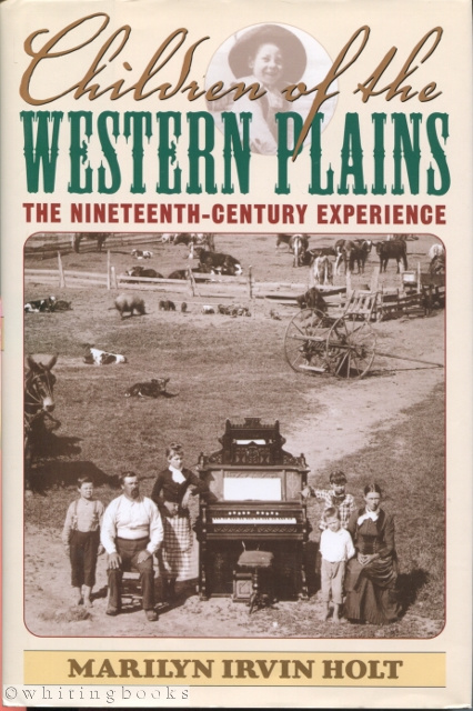 Image for Children of the Western Plains: The Nineteenth-Century Experience