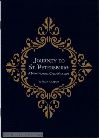 Image for Journey to St. Petersburg: A New Playing Card Museum (Peterhof Playing Card Museum)