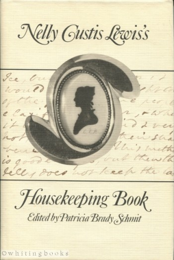 Image for Nelly Custis Lewis's Housekeeping Book