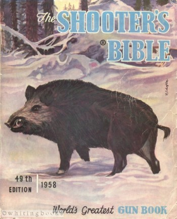 Image for The Shooter's Bible, 49th Edition, 1958