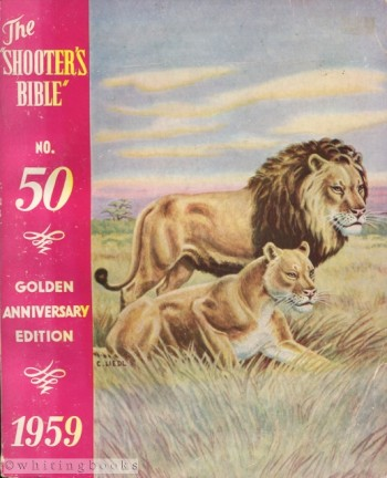 Image for The Shooter's Bible, No. 50, Golden Anniversary Edition, 1959