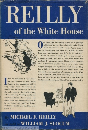 Image for Reilly of the White House