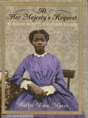 Image for At Her Majesty's Request: An African Princess in Victorian England