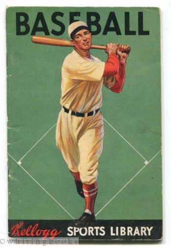Image for Kellogg Sports Library: Baseball (1934)