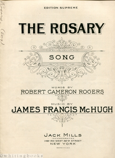 Image for The Rosary Song